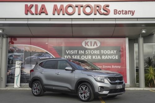 2020 Kia Seltos Ltd 1.6P/4Wd/7Am