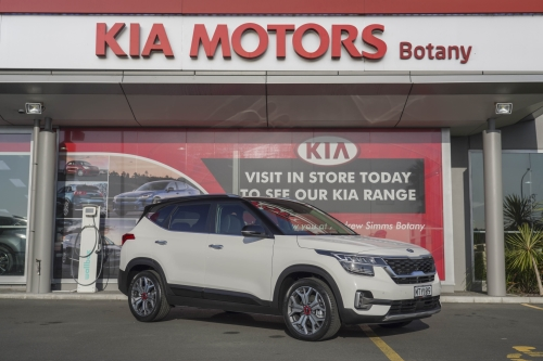 2020 Kia Seltos Ltd 2.0P *Ex Demo*