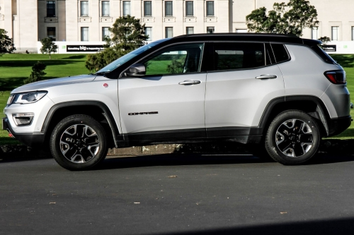 219 Jeep Compass Trailhawk 2.4P 4WD 9A 5Dr Wagon