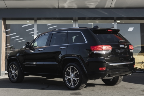 2020 Jeep Grand Cherokee Overland 5.7P 4WD 8A 5Dr Wagon