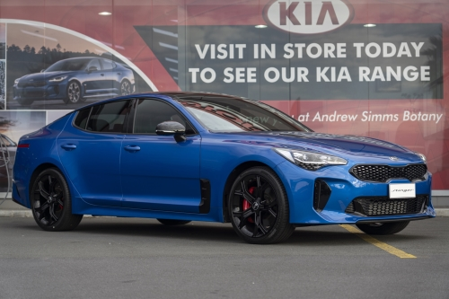 2020 Kia Stinger Gt Sport 3.3Pt/8At