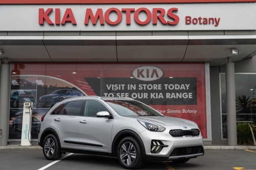 2020 Kia Niro HEV SX 1.6PH 6AM 5Dr Wagon