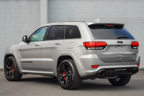 2020 Jeep Grand Cherokee SRT 6.4P 4WD 8A 5Dr Wagon