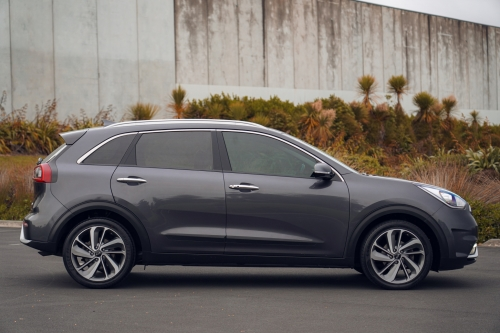 2018 Kia Niro Ltd 1.6PH 5Dr Wagon
