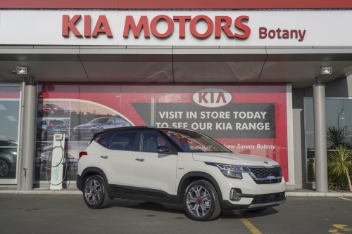 2020 Kia Seltos Ltd 1.6PT AWD DCT 5Dr Hatch