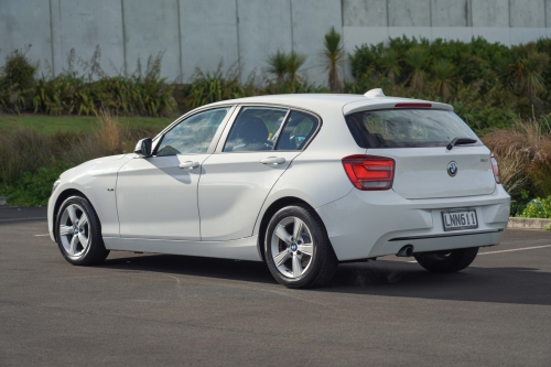2012 BMW 116i 1.6P 8A 5Dr Hatch