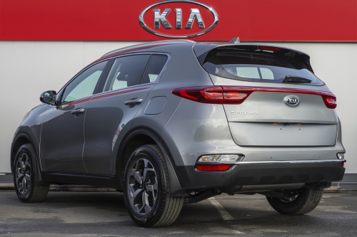 2020 Kia Sportage Urban Lx 2.0P/6At