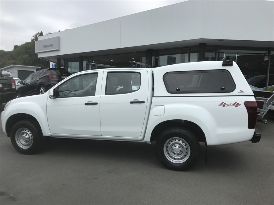 2020 Isuzu D-Max LX Manual 4WD