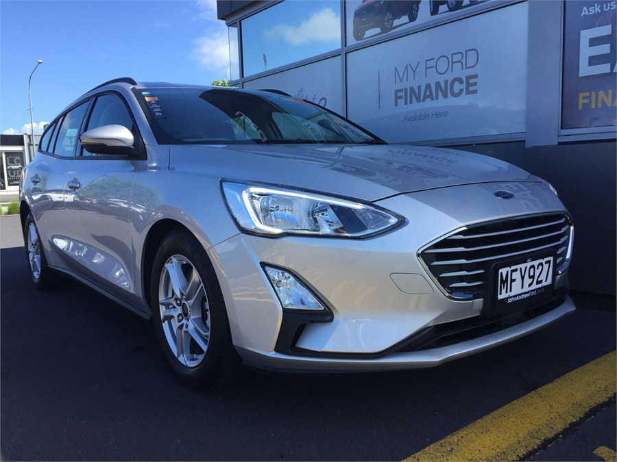2019 Ford Focus Trend Wagon 2.0 Diesel 8 Speed Automatic