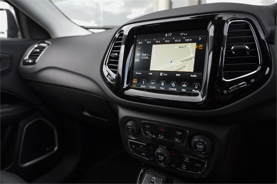 2020 Jeep Compass Limited 2.4P AWD 9A 5Dr Wagon