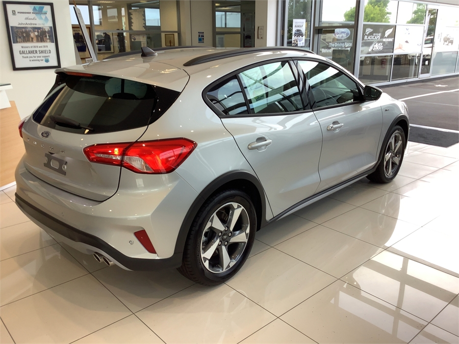 2019 Ford Focus Active 1.5P/8At