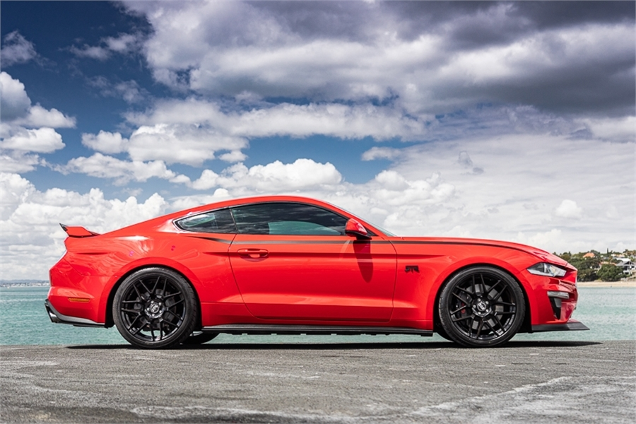 2019 Ford Mustang Supercharged RTR Manual