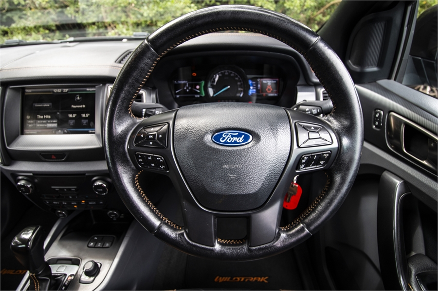 2016 Ford Ranger Wildtrak 4WD Automatic