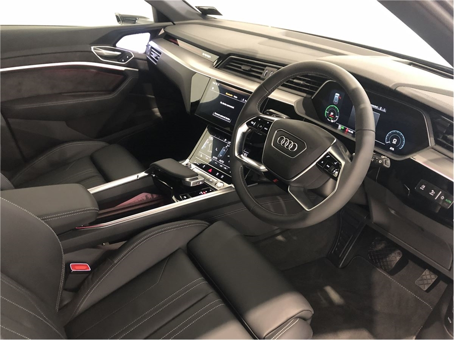2019 Audi e-Tron NZ New Demo