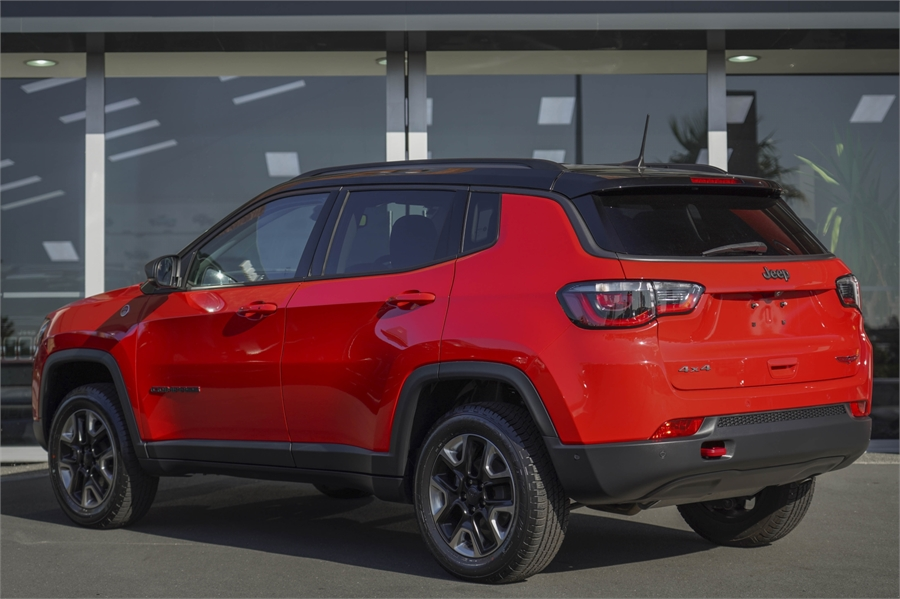 2020 Jeep Compass Trailhawk 2.4P 4WD 9A 5Dr Wagon