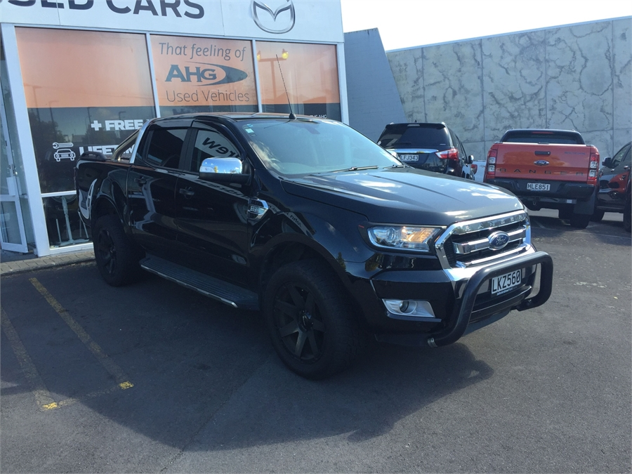 2018 Ford Ranger Xlt Double Cab W/Sa 4WD