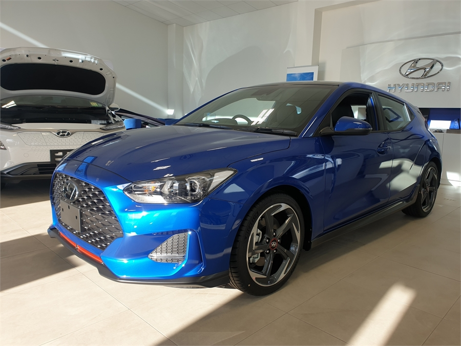 2020 Hyundai Veloster 1.6T Limited 7DCT
