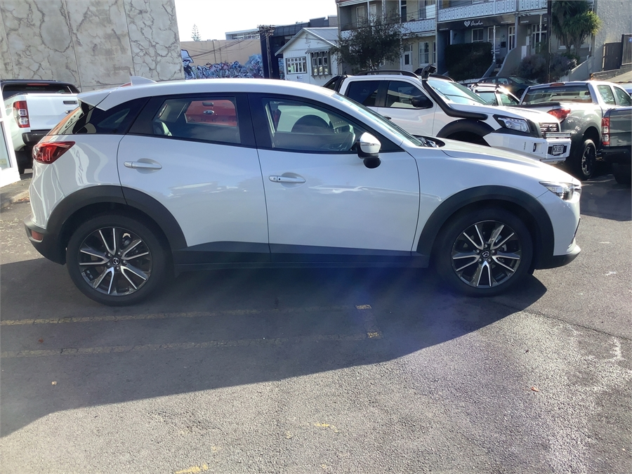 2015 Mazda CX-3 GSX, AWD, NZ NEW