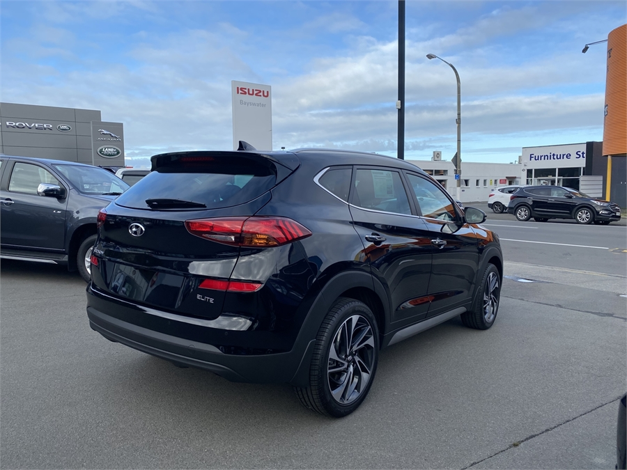 2020 Hyundai Tucson Elite Mpi 2.0P/6At