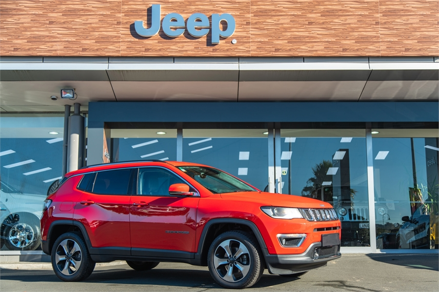 2020 Jeep Compass Limited 2.4P 4WD 9A 5Dr Wagon