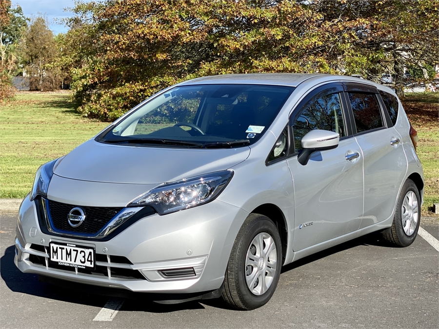 2019 Nissan Note E-Power