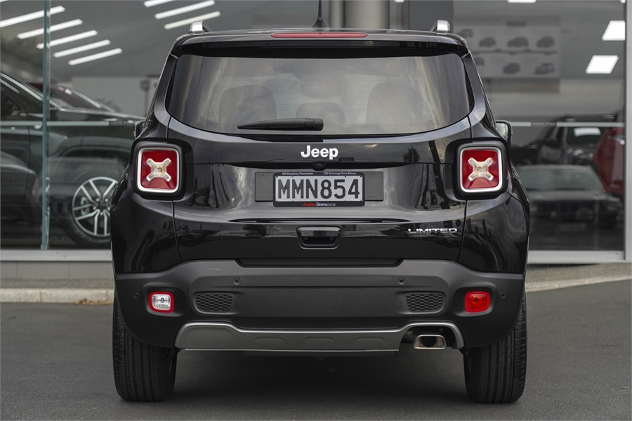 2020 Jeep Renegade Limited 1.4P FWD 6A 5Dr Wagon