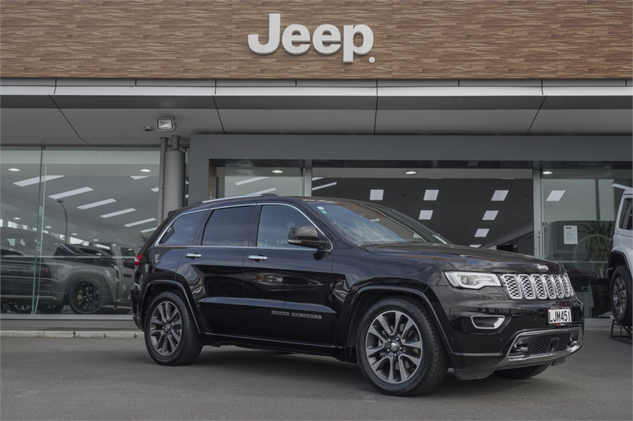 0 Jeep Grand Cherokee Overland 3.0D 4WD 8A 5Dr Wagon