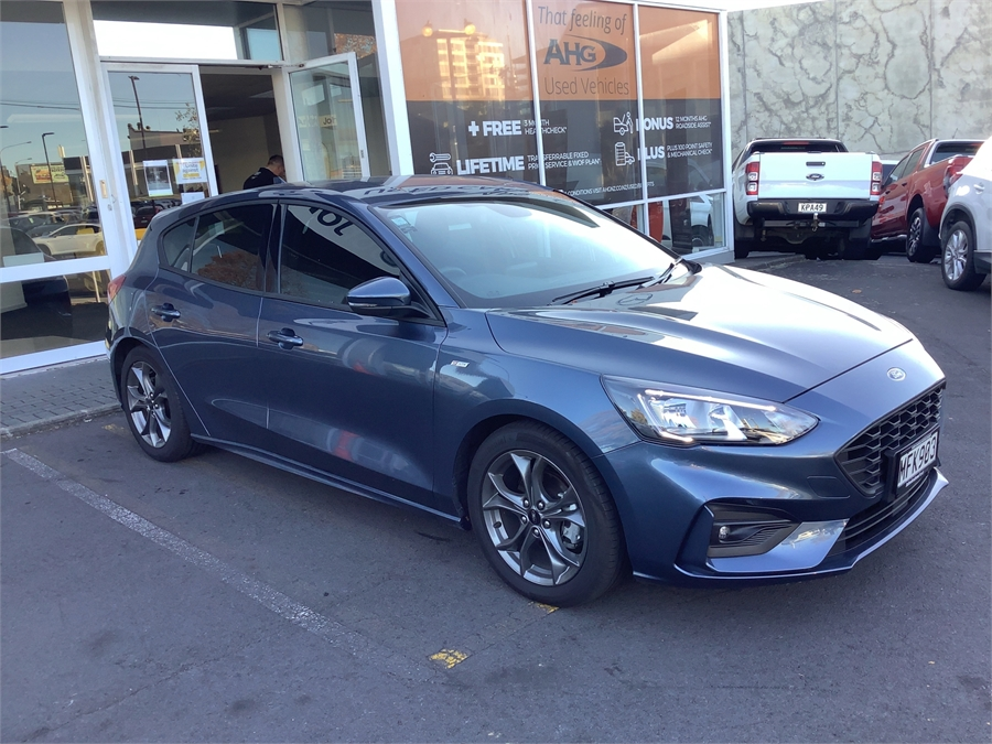 2019 Ford Focus St-Line 1.5P/8At