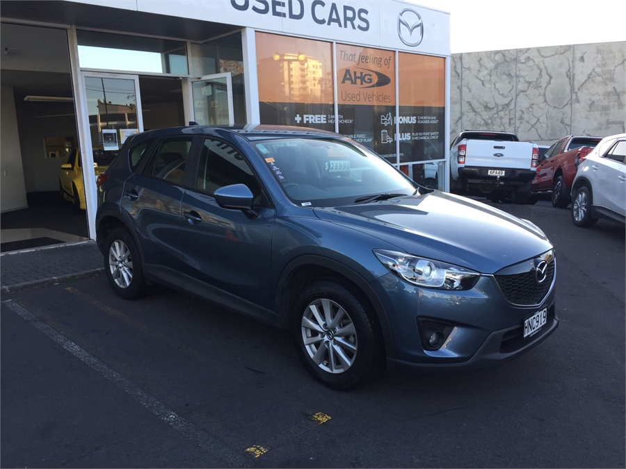 2014 Mazda CX-5 2014 Mazda CX-5 GSX 2.5P/4WD/6AT