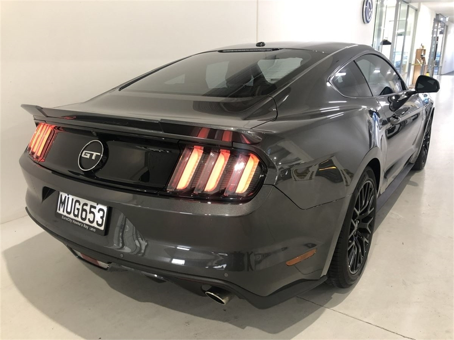 2017 Ford Mustang 5.0L FASTBACK Auto