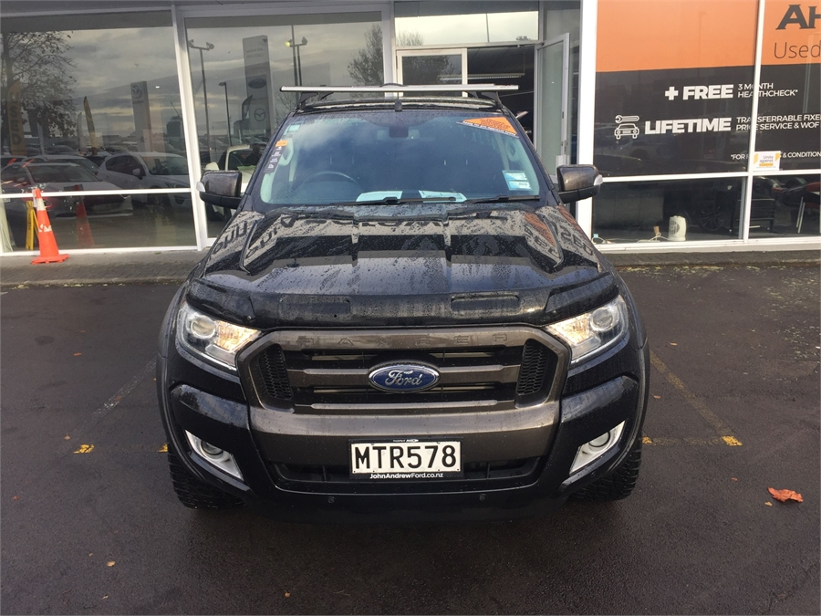 2016 Ford Ranger Xlt Double Cab W/S A
