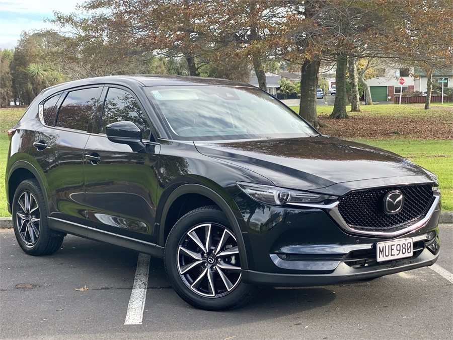 2019 Mazda CX-5 Ltd Ptr 2.5P/4Wd/6At