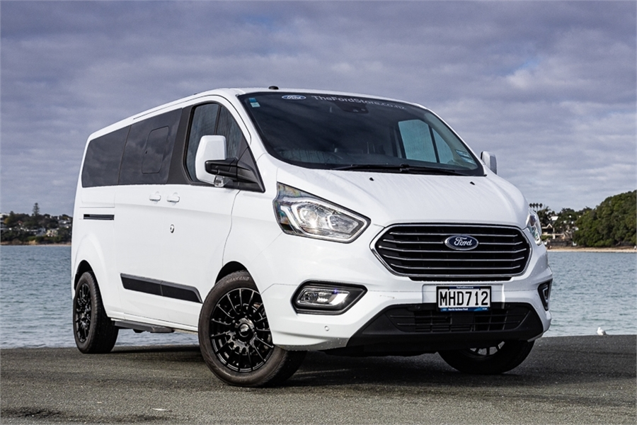 2019 Ford Transit Tourneo Trend 2.0D Automatic