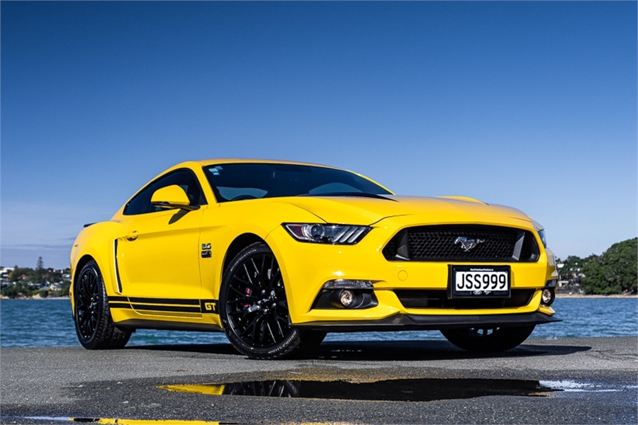 2016 Ford Mustang GT Fastback 5.0 V8 Auto