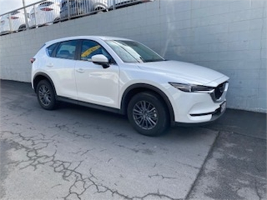 2020 Mazda CX-5 Gsx Dsl 2.2D/4Wd/6At