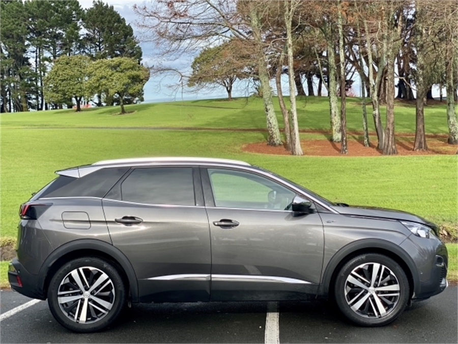 2019 Peugeot 3008 2.0 Diesel GT with Nappa Leather