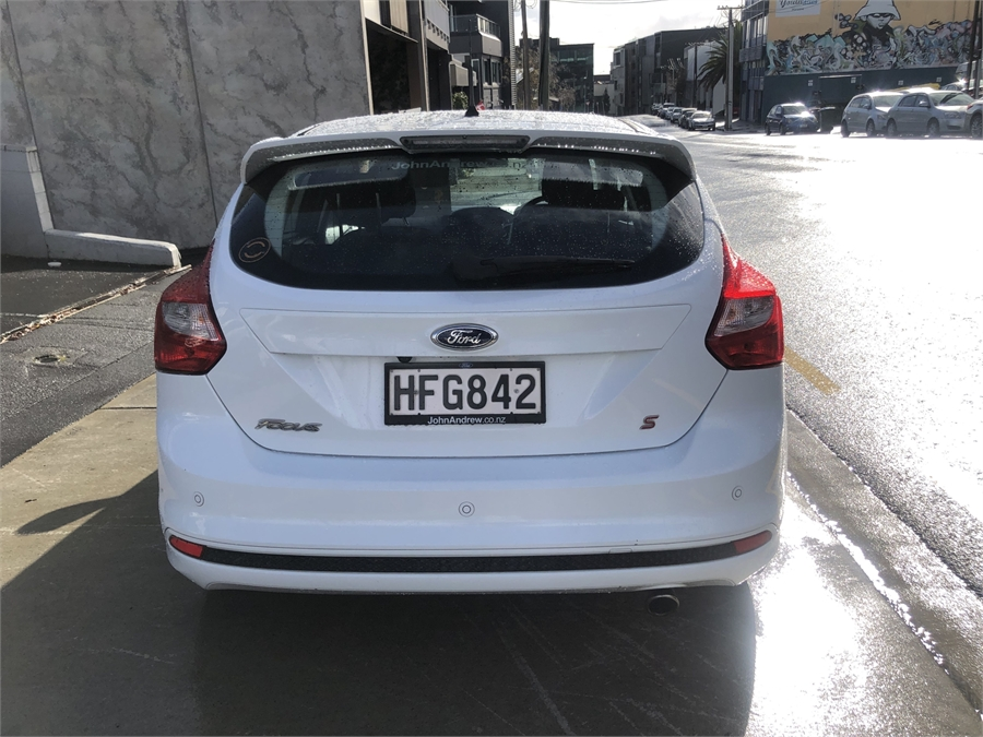 2014 Ford Focus 2.0 Sport Auto Hatch