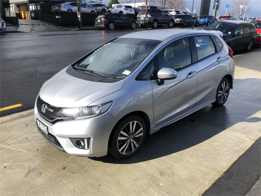 2015 Honda Jazz Rs 1.5P/Cvt/Ha/5Dr/5