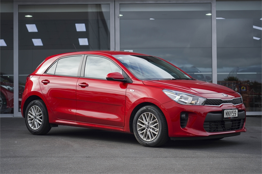 2019 Kia Rio Lx 1.4P/6At *NZ NEW*
