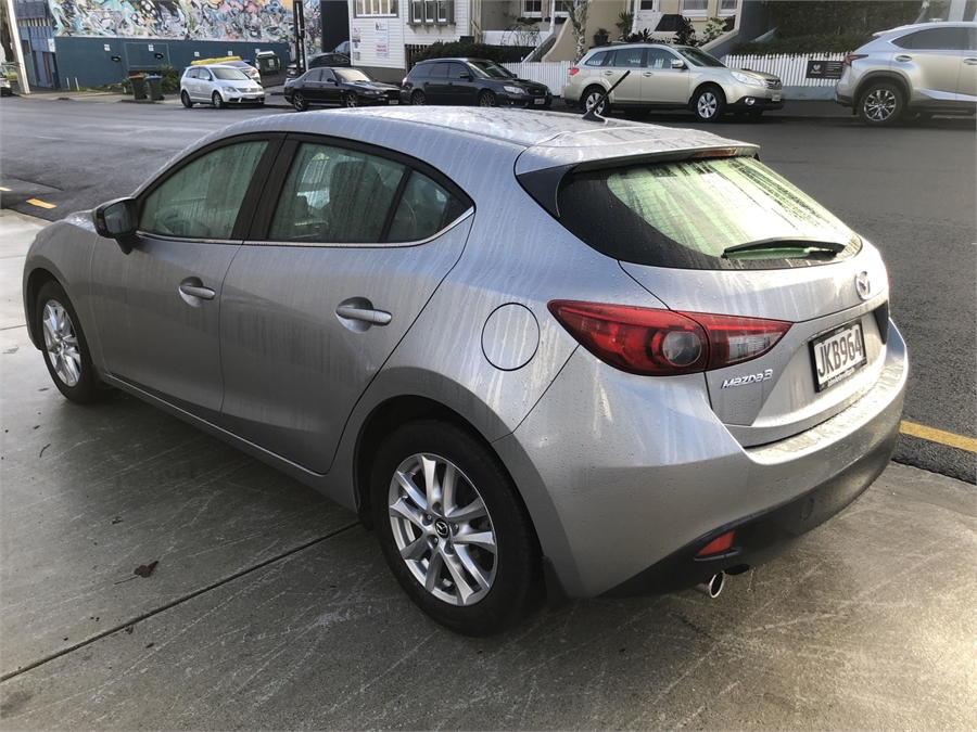 2015 Mazda 3 Glx 2.0P/6At/Ha/5Dr
