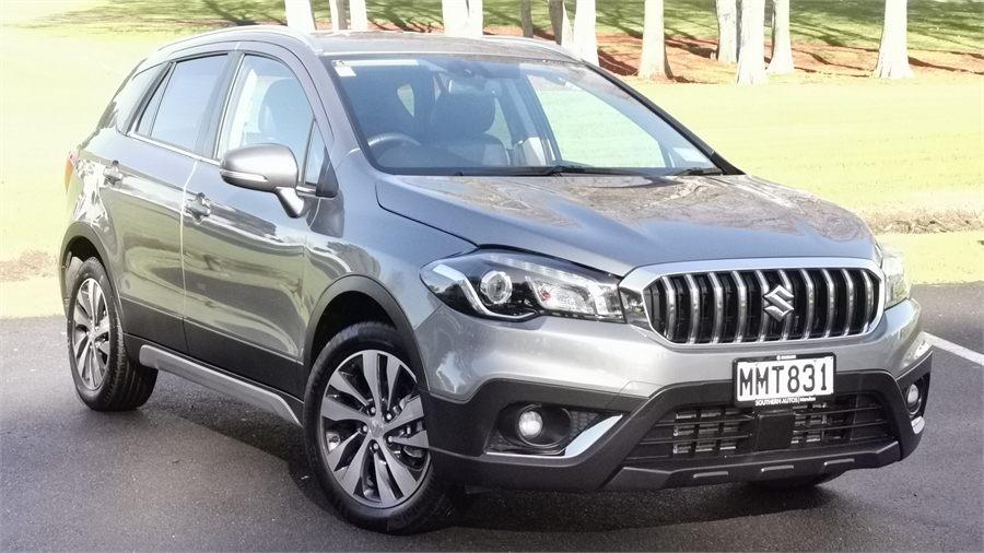 2019 Suzuki S-Cross Sx4 PRESTIGE 1.4PT/6AT