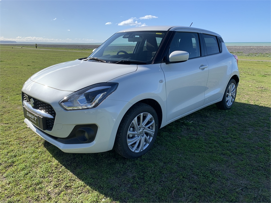 2020 Suzuki Swift Ltd Hybrid