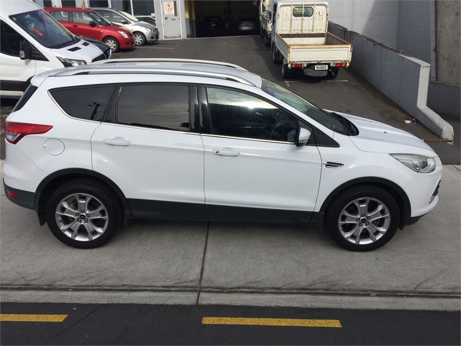 2015 Ford KUGA Awd 1.6P Ecoboost A