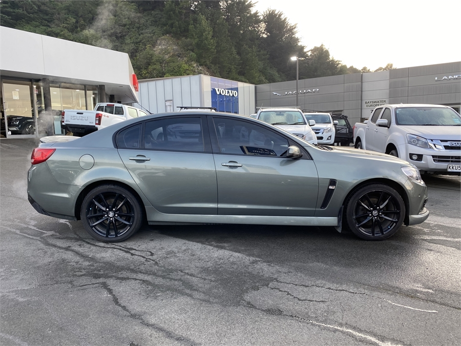 2013 Holden Commodore VF SV6 SDN AT