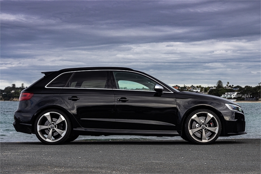 2015 Audi A3 RS3 Sportback 2.5 TURBO Auto