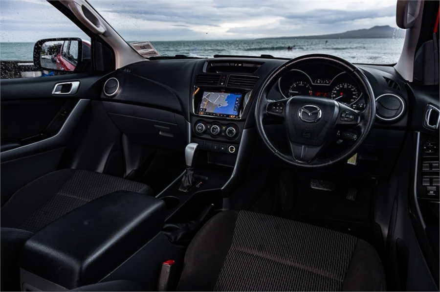 2019 Mazda BT-50 GSX 4x2 Double Cab Welside 3.2 Diesel 6-Automatic