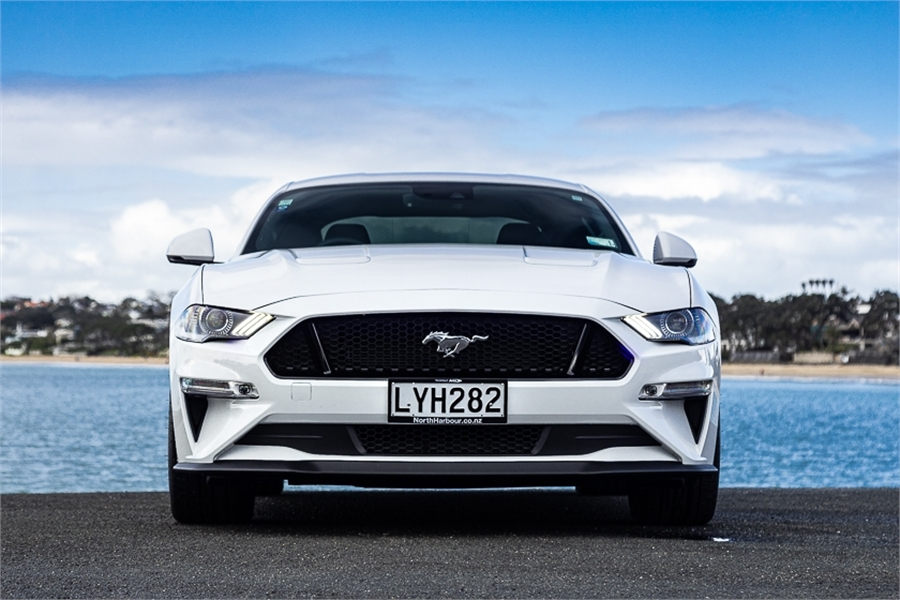 2019 Ford Mustang GT Fastback Coupe V8 6 speed Manual