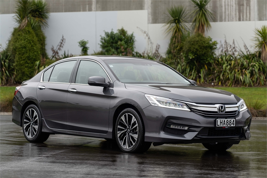 2018 Honda Accord NT 3.5P 6A 4Dr Sedan