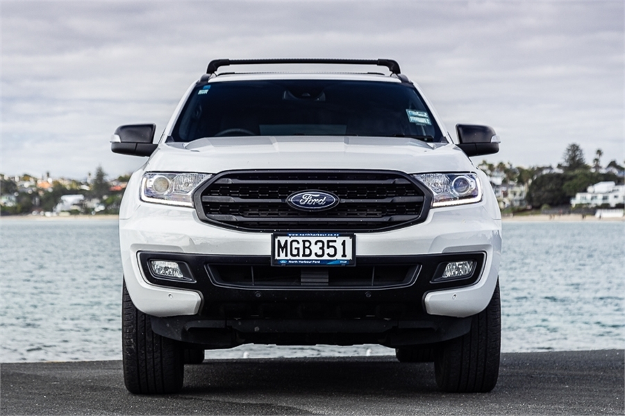 2019 Ford Everest SUV 4WD Titanium 2.0 Diesel Bi-Turbo 10-Automatic