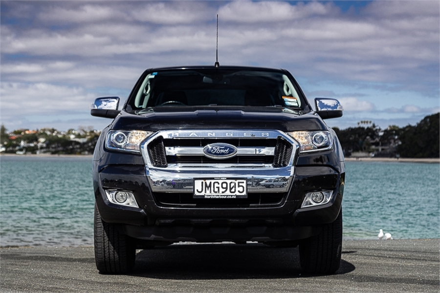 2015 Ford Ranger PX2 XLT 4x4 Double Cab Wellside 3.2 Diesel Auto